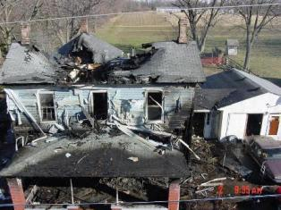 Bethany Road Fire 2007