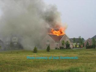 Coral Bells House Fire