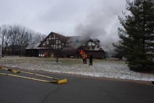 Countryview Drive Structure Fire