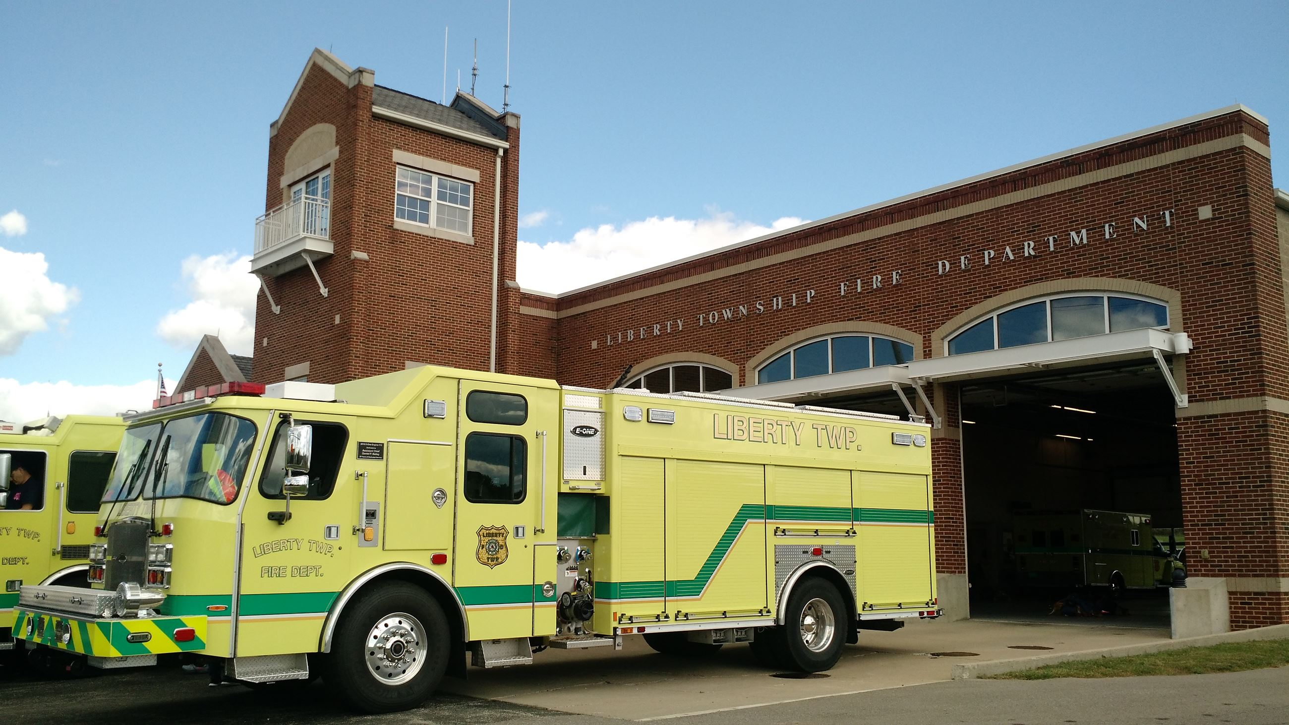 Liberty Township Fire Headquarters