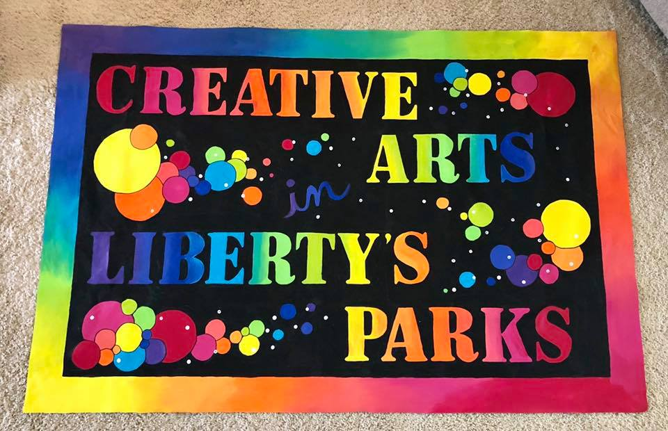 Creative Arts in Liberty's Parks